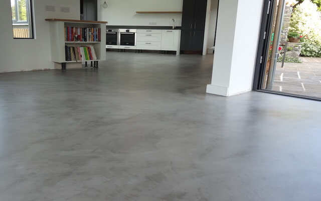 polished concrete London area