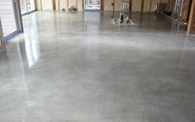 polished concrete floor Wimbledon